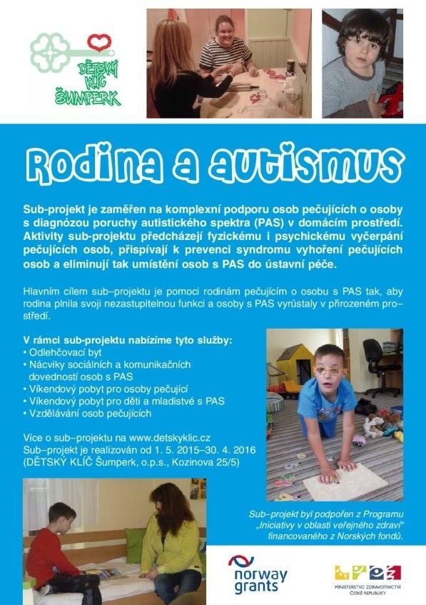 Rodina a autismus